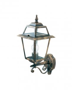 Searchlight New Orleans Single Light Traditional Porch Light 1521