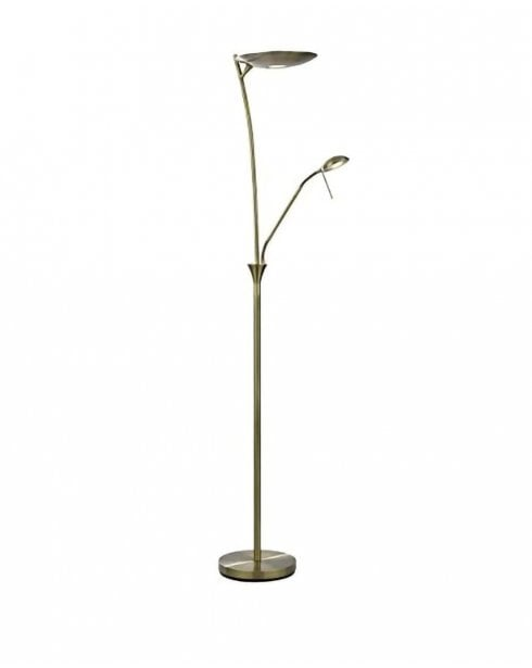 Searchlight Orchid Mother & Child Reading Lamp EU9620AB
