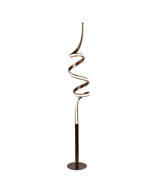 Searchlight Ribbon Decorative Floor Lamp 2813RU