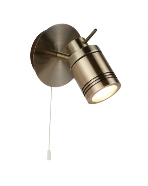 Searchlight Samson Bathroom Spotlight 6601AB