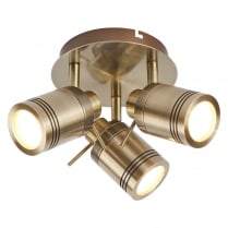 Searchlight Samson Bathroom Spotlight 6603AB