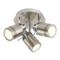 Searchlight Samson Bathroom Spotlight 6603SS