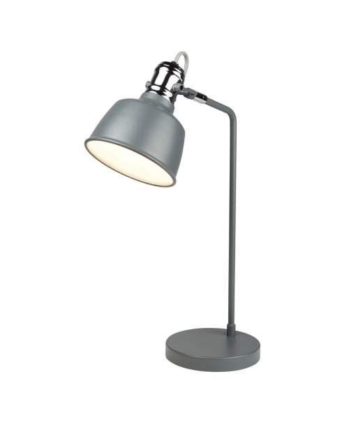 Searchlight Scandi Desk Lamp 1853GY
