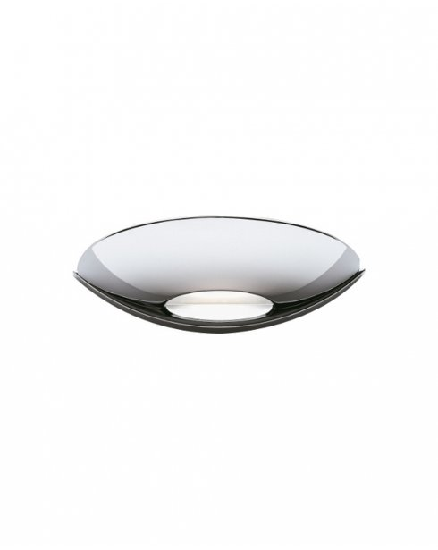 Searchlight 1107CC Single Light Modern Wall Light