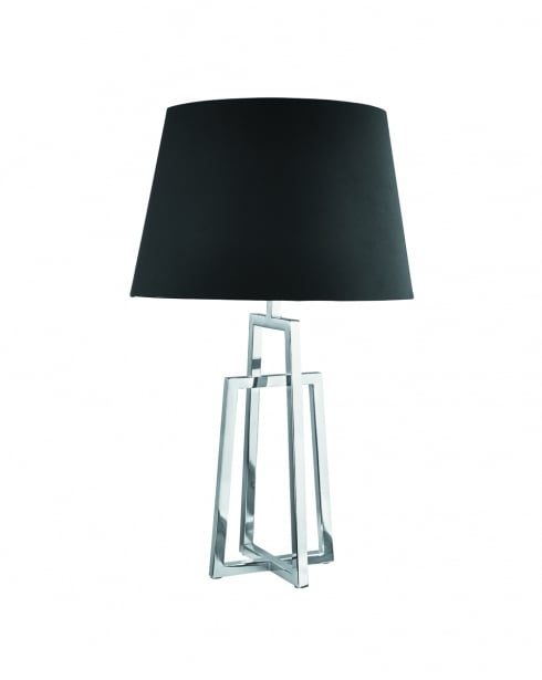 Searchlight 1533CC-1 Modern Chrome Incidental Table Lamp