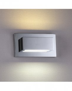 Searchlight 1752CC 2 Light Modern Decorative Wall Light