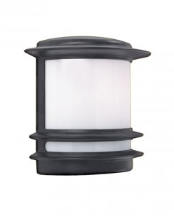 Searchlight 1812 Single Light Modern Porch Light