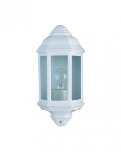 Searchlight 280WH Single Light Traditional Porch Light