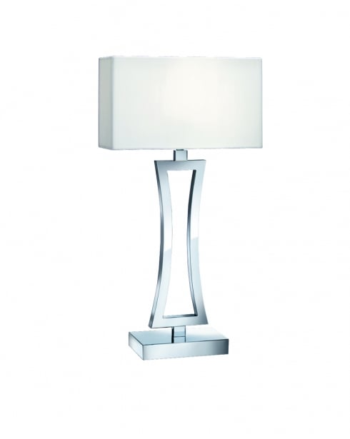Searchlight 4081CC-1 Modern Chrome Incidental Table Lamp