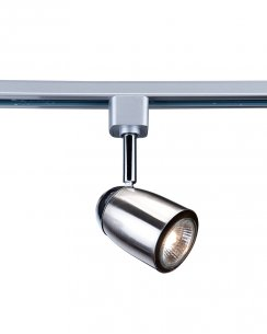 Searchlight 5109SS Single Light Modern Track Light