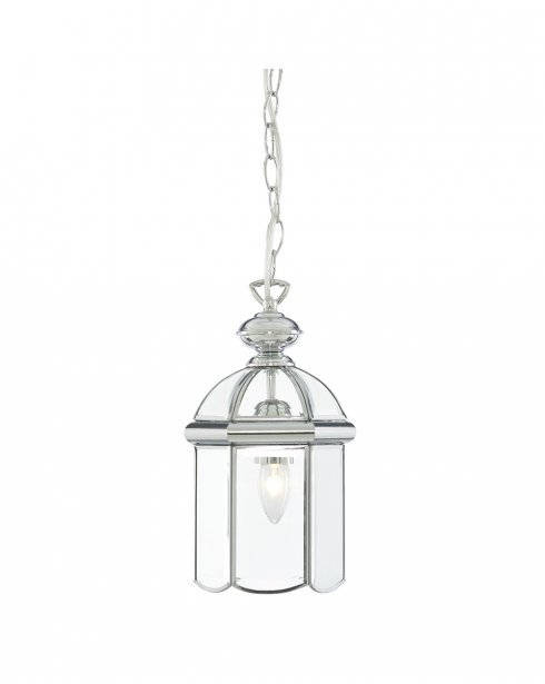 Searchlight 5131CC Single Light Traditional Pendant Light