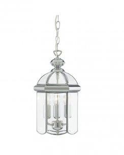 Searchlight 5133CC 3 Light Traditional Pendant Light