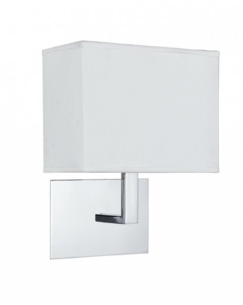 Searchlight 5519CC Single Light Modern Decorative Wall Light