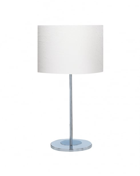 Searchlight 6550CC-1 Modern Chrome Incidental Table Lamp
