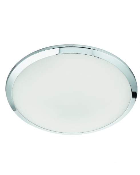 Searchlight 7938-30CC Modern Chrome Bathroom Ceiling Fitting