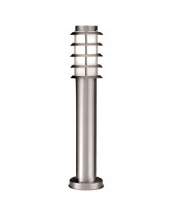 Searchlight 8027-450 Single Light Modern Outdoor Light Post