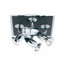 Searchlight Comet 4 Light Modern Spotlight Fitting 7494