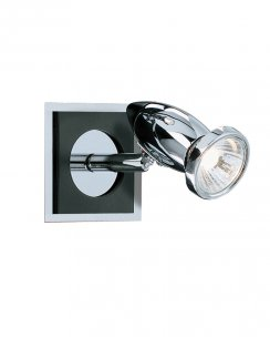 Searchlight Comet Single Light Modern Wall Mounted Spotlight 7491