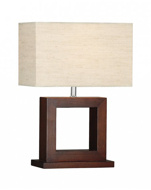 Searchlight Cosmopolitan Single Light Modern Incidental Table Lamp 9000