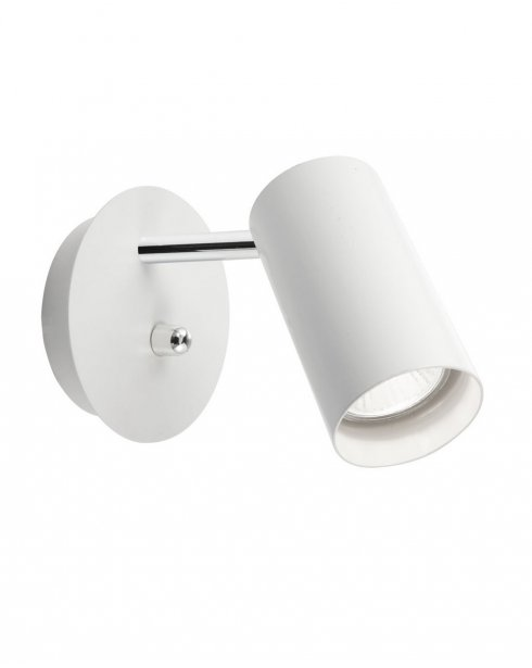Searchlight Cotl 1 Light Modern Bathroom Spotlight Fitting 7041-1WH