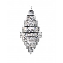 Searchlight Empire 13 Light Crystal Pendant Light 1500CC