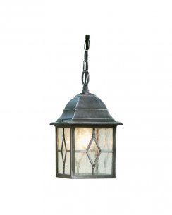 Searchlight Genoa Single Light Traditional Porch Light 1641