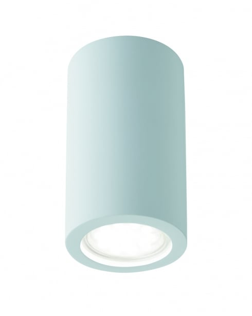 Searchlight Gypsum Modern Paintable Flush Ceiling Fitting 9273