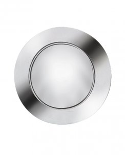 Searchlight LED Walkover 6 Light Modern Recessed Outdoor Light 83356-6WH