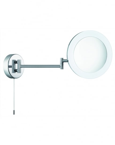 Searchlight Shaving Mirror Modern Chrome Bathroom Mirror 1456CC