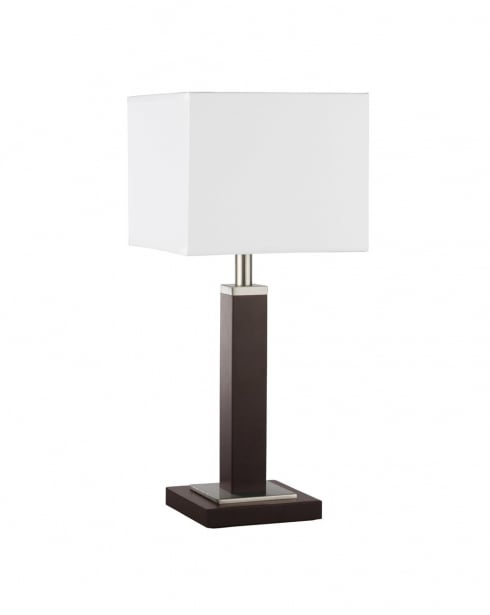 Searchlight Waverley Modern Brown Incidental Table Lamp 8877BR