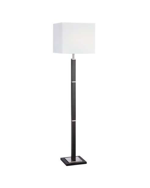 Searchlight Waverley Single Light Modern Standard Lamp 8880BR