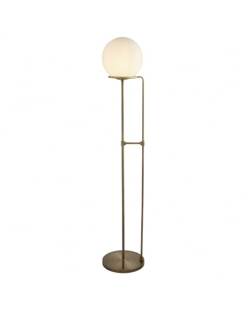 Searchlight Sphere Decorative Floor Lamp 8093AB