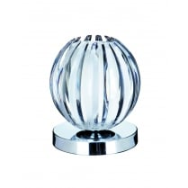 Searchlight Touch Modern Chrome Incidental Table Lamp 1811CL