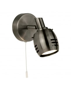Searchlight Trojan Wall Mounted Spotlight 2721AS