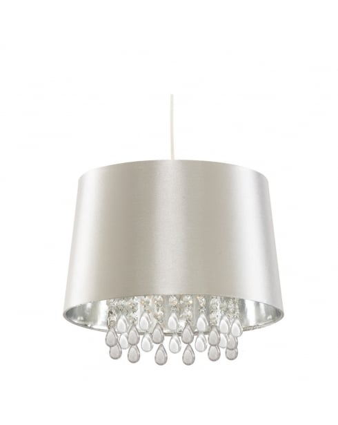 Searchlight Venetian Pendant Light CL7026SICW