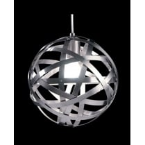 Sompex Cosmo  Modern Steel Pendant Light 92008