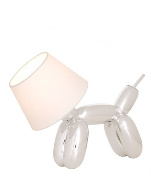 Sompex Doggy Modern Chrome Incidental Table Lamp 79000
