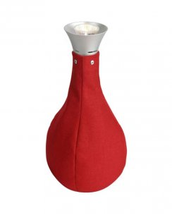 Sompex LightSack  Modern Red Incidental Table Lamp 13430