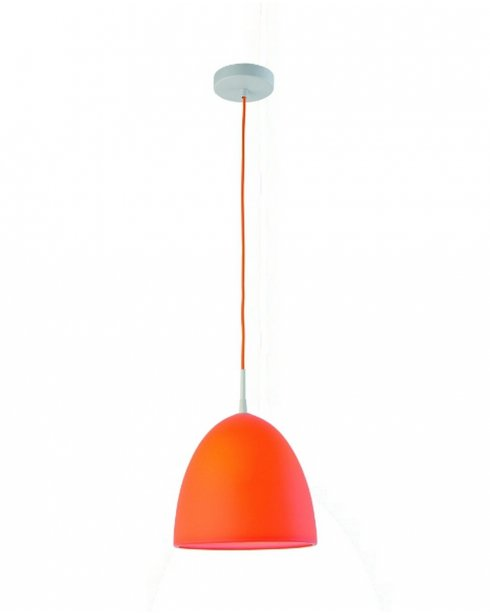 Sompex Numy Modern Orange Pendant Light 92246