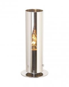 Sompex Spice  Modern Chrome Incidental Table Lamp 79975
