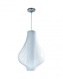 Sompex Tokio  Modern White Pendant Light 79735