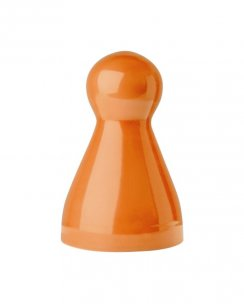 Sompex Toy  Modern Orange Incidental Table Lamp 91075
