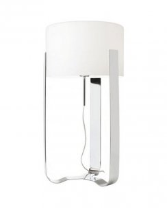 Sompex Tripod  Modern Chrome Incidental Table Lamp 79466
