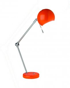 Sompex Tina Modern Orange Desk Lamp 92233